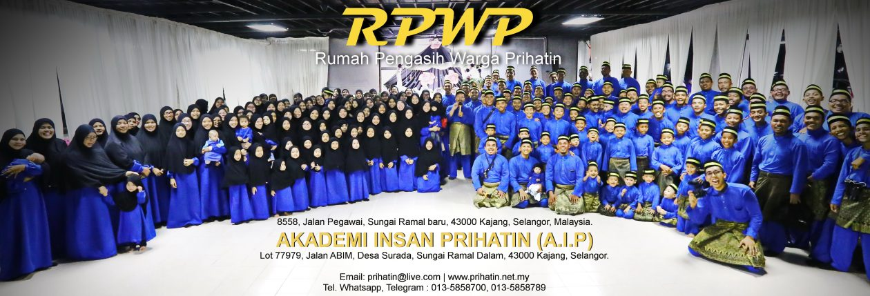 RUMAH PENGASIH WARGA PRIHATIN